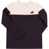 Marškinėliai ilgomis rankovėmis  Greenland (biežinės/juodos splv.)