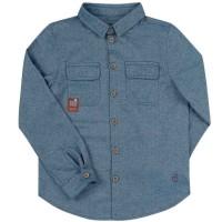 Flaneliniai marškiniai berniukui London