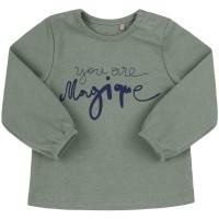 Palaidinė mergaitei Magique (žalios spalvos)