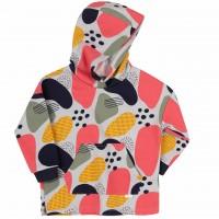 Prailgintas džemperis mergaitei Abstract
