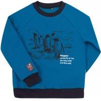 Šiltas džemperis (su pūkeliu) Penguins