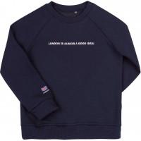 Šiltas džemperis (su pūkeliu) London