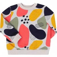Džemperis mergaitei Abstract