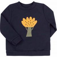 Džemperis mergaitei Medis(tamsiai mėlynos spalvos)