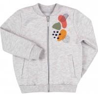 Užsegamas džemperis Absract