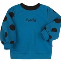 Šiltas džemperis mergaitei Lovely (turkio splv.)