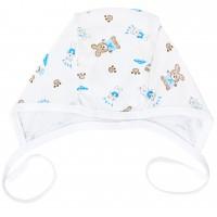 Kepurė kūdikiui plonos medvilnės (baby)