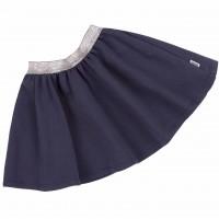 Šilto trikotažo sijonas mergaitei