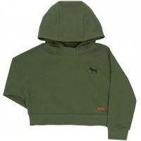 Chaki spalvos džemperis Safari