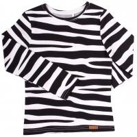 Zebra marškinėliai Safari