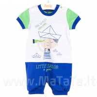 "Romperiukas ""Little sailor"""