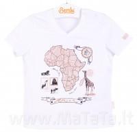 """Marškinėliai """"Africa"""""""