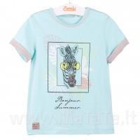 """Marškinėliai """"Bonjour Summer"""""""
