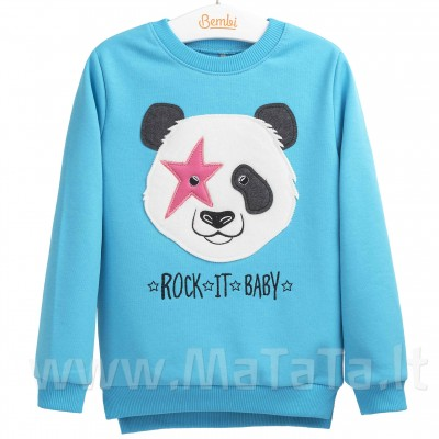 """Šiltas džemperiukas """"Rock it Baby"""""""