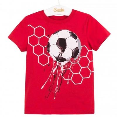 """Marškinėliai berniukui """"Futbolas"""""""