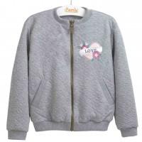 Šiltas džemperis Love