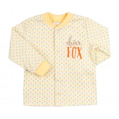 """Naujagimio kraitelis """"FOX""""  5 d.(geltonas)"""
