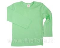 Apatiniai marškinėliai ilgomis rankovėmis (žalsva)