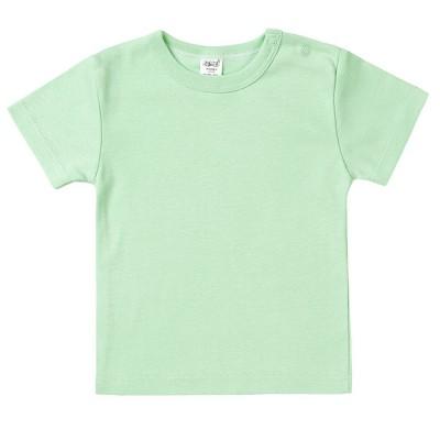 Apatiniai marškinėliai trumpomis rankovėmis (žalsva)