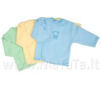 Siaustinukas - marškinėliai naujagimiui
