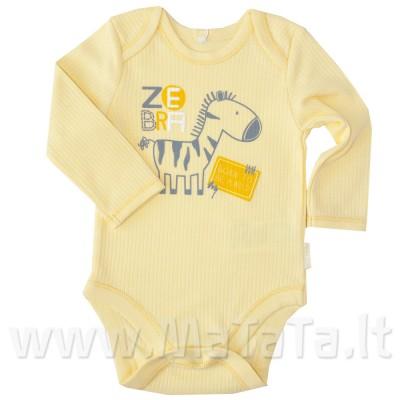 """Smėlinukas """"Zebra"""" geltonas"""