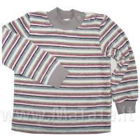 Veliūrinis džemperiukas su atsegamu kakliuku (Gera kaina)