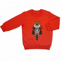 Can Go šiltas džemperis (su pūkeliu) Wild