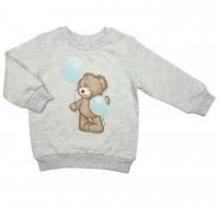 Can Go šiltas džemperis (su pūkeliu) Cute