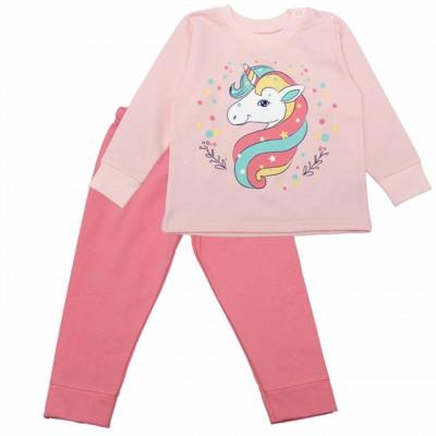 """Vaikiška pižama su pūkeliu """"Pony"""""""
