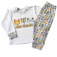 "Vaikiška pižama ""Best Freiends"""