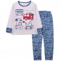 """Vaikiška pižama """"Transport"""""""