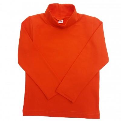 Oranžinis vaikiškas golfas