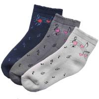 Frotinės kojinės mergaitei (32--34 d.)