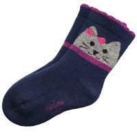 Frotinės kojinės mergaitei 0127