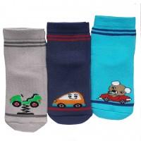 Frotinės kojinės berniukui (24-26 d.)