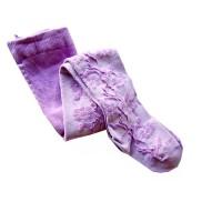 Violetinės vaikiškos pėdkelnės