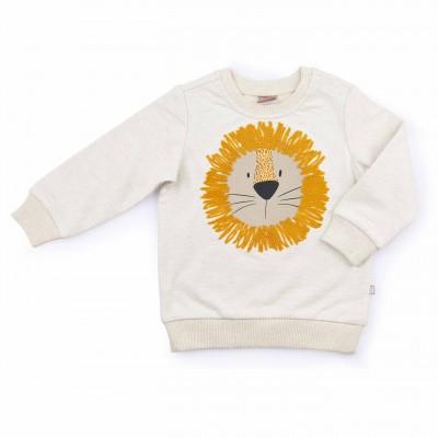 Can-Go šiltas su pūkeliu džemperis Lion