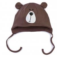 Can- Go kepurytė Bear