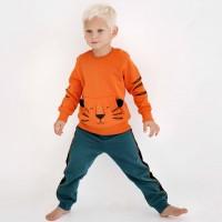 Can Go šiltas džemperis (su pūkeliu) Tiger 255