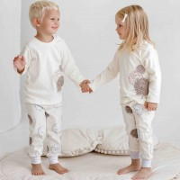 Can Go minkštos medvilnės pižama Cheep 272