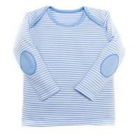 "Marškinėliai ilgomis rankovėmis ""Ligth blue"""