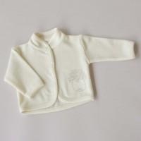 Korlėja merino vilnos marškinėliai kūdikiui MR97