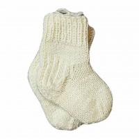 Lorita vilnonės kojinės kūdikiui