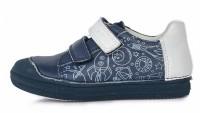 Tamsiai mėlyni batai 25-30 d. 049902M