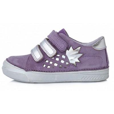 Violetiniai batai 25-30 d. 040433AM