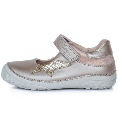 Auksinės spalvos batai 25-30 d. 0301003