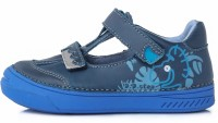 Mėlyni batai 31-36 d. 040436L