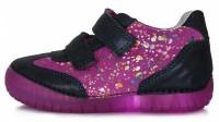 Violetiniai LED batai 25-30 d.0504BM