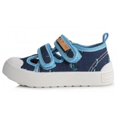 Mėlyni batai 26-31d. CSB-115AM