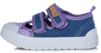 Violetiniai batai 20-25 d. CSG-118A